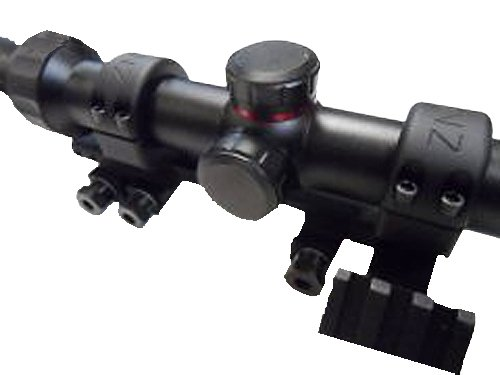 DNZ 171FPT 1.4 Forward Freedom Reaper Picantinny Rail Scope Tube, 1'' by DNZ