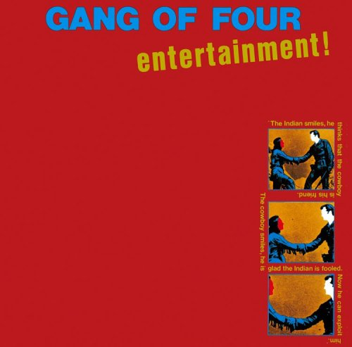 Image result for gang of four entertainment