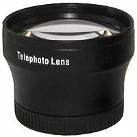 Tele Lens for Sony DCR-HC96, Sony DCR-HC96E, Sony DCR-SR11, Sony DCR-SR11E, Sony DCR-SR30, Sony DCR-SR30E