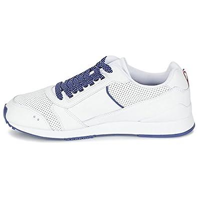d8ea72e1ace1 Lacoste Men s Indiana 116 C TRM Wht 7 31TRM0204001 Trainers White White  White Size  11  Amazon.co.uk  Shoes   Bags