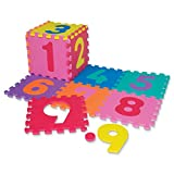 WonderFoam Numbers Puzzle Mat
