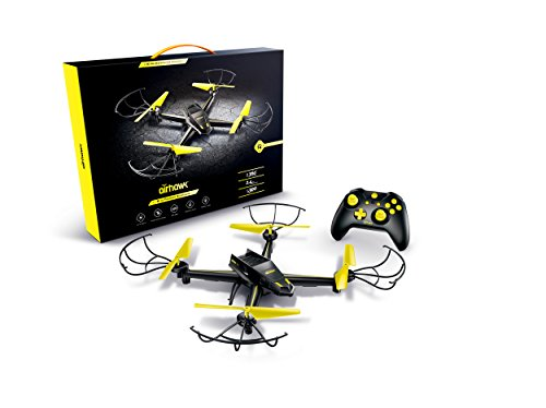 Airhawk M-13 Quadcopter Restrict Drone+ 360 Degree Flips + Headless Mode + NO FAA Registration + Long Flight Time + Includes Spare Set Of Propellers - Marvellous For Beginner And Expert Pilots