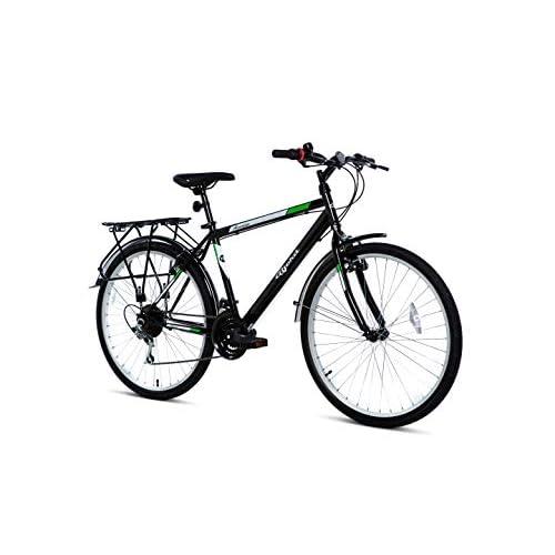 """BJORD Bicicleta Avenue 26"""", Adultos Unisex, Negro, Normal a buen precio"""