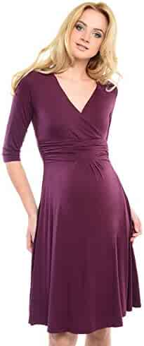 fd508a8c03a06 Shopping 3-4 - Dresses - Maternity - Women - Clothing, Shoes ...
