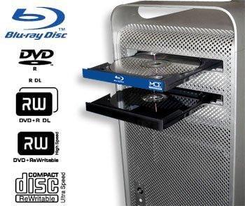 Mac Pro Blu-ray Drive: Internal Blu-ray Burner, Writer, Play