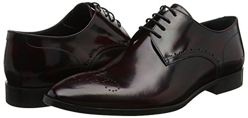 Shoe Karl Purple Lagerfeld Uomo Scarpe Stringate Viola 5qZr7q