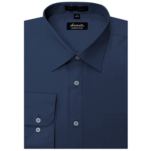 dress shirts with extra long sleeves - 2