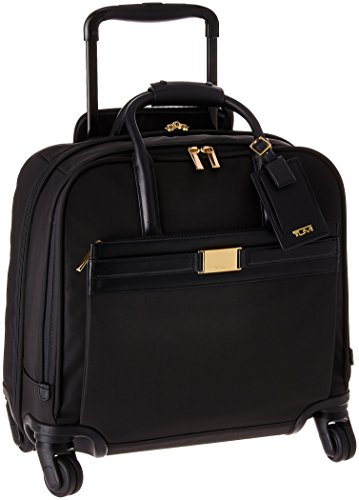 Tumi Larkin Shannon Compact Carry-on, Black by Tumi