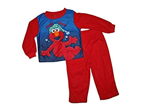 Sesame Street Bedtime Flannel Sleepwear