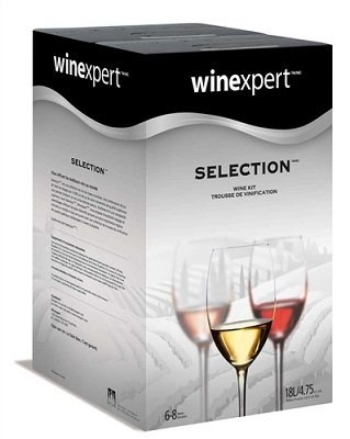 Winexpert HOZQ8-1673 Selection International Italian Amarone Style with Grape Skins, Red (Wine Amarone Red)