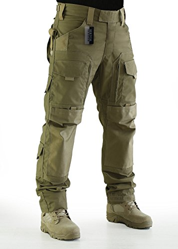 3319897be Amazon.com   ZAPT Tactical Molle Ripstop Combat Trousers Army ...