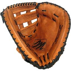 MacGregor Fastpitch Catcher's Mitt, Right Hand Thrower by MACGREGOR