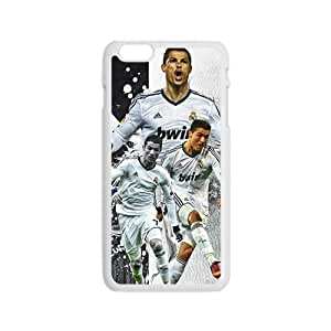 Ronaldo White iPhone 6 case