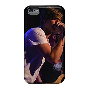 Best Hard Phone Cover For Iphone 6plus With Allow Personal Design Nice Boys Like Girls Band Image SherriFakhry