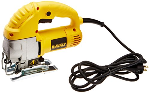 Reconditioned Jigsaw - Factory Reconditioned Dewalt DW317R 1 in. Variable-Speed Compact Jig Saw