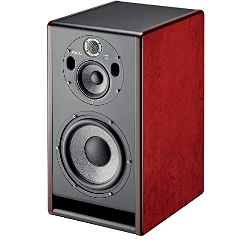 Focal Trio 11 Be Active 3-Way Studio Monitor - Each (Red)