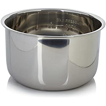 Wolfgang Puck 5qt Stainless Steel Pot for Pressure Cookers