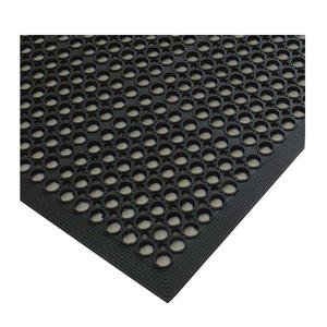 Axia Mats - Axia Distribution AFD3660BN Anti-Fatigue Mat Economy Black 3' x 5' x 3/8'' (SET OF 50 PER CASE)