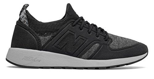 端前件パトワ(ニューバランス) New Balance 靴?シューズ レディースライフスタイル 420 Slip-On Black with Gunmetal ブラック ガンメタル US 10 (27cm)