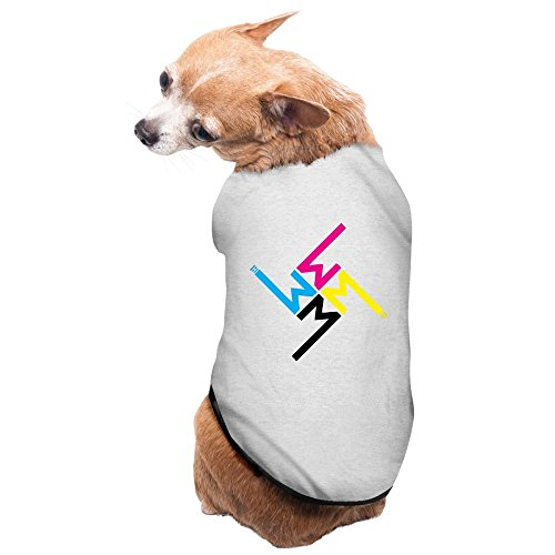 Marilyn Manson Heavy Meta Pet Supplies Dog Costume Design Cheap Dog Clothes