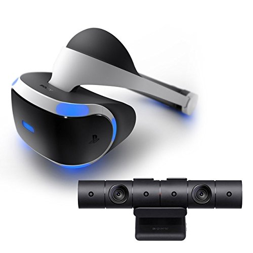 PlayStation VR Launch Bundle (3 Items): VR Launch Bundle,PlayStation 4 Pro 1TB Destiny 2 Bundle,VR Game Disc Arkham VR by Sony VR (Image #7)