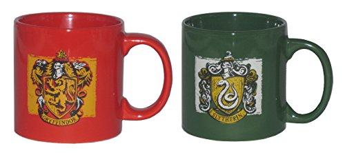 Harry Potter Gryffindor Slytherin Crests product image