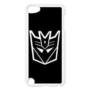 Transformers iPod Touch 5 Case White Phone cover T7427181