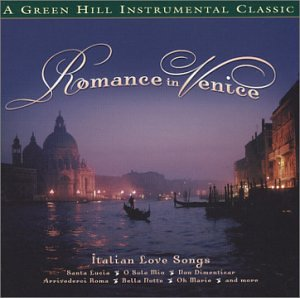 Best romance in venice cd
