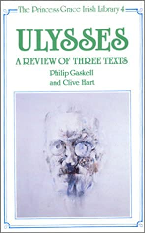 031b283e7103 Amazon.com  Ulysses  A Review of Three Texts (9780389208747)  Philip  Gaskell