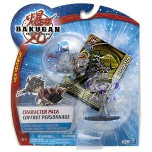 Pack Character Bakugan - Bakugan Brontes Character Pack