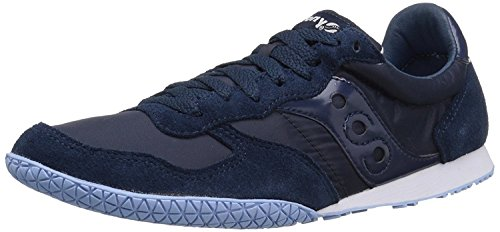 Saucony Originals Mens Bullet Classic Sneaker, Marino, 40 D(M) EU/6 D(M) UK