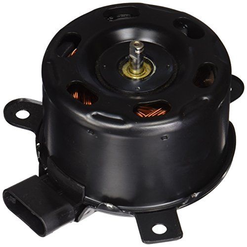 TYC 630540 Ford/Mercury Replacement Radiator/Condenser Cooling Fan Motor - Ford Escort Condenser