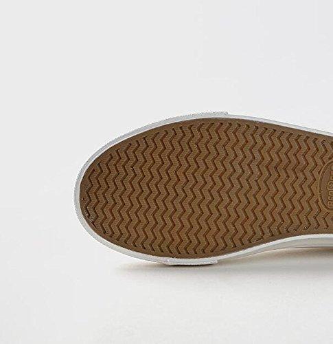 Bianche Scarpe con di tavola da Tennis Tela da Fondo Piatto Leggere Koyi Donna Piccole da Espadrillas Scarpe Scarpe da nero Studente qBa1wx7U