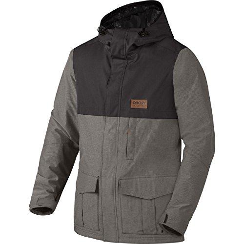 Oakley Men's Needles BZI Jacket, Medium, Oxide
