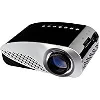 K2 LED LCD (QVGA) Mini Video Projector - International Version (No Warranty) - DIY Series - Black (FP3224K2-IV2)