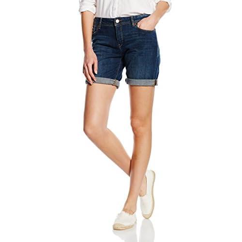 d520da3ccd66 delicate ESPRIT Mit Stretch, Shorts para Mujer - beeprinting.com.au