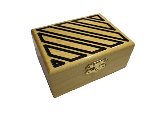 Decorative Box VII - Stripes
