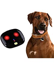 GPS Tracker for Dogs Cats AGPS Multiple Positioning APP Control Remote Tracking Device Location Finder Pet Activity Record
