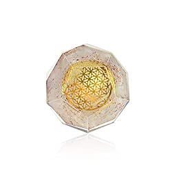 Dodecahedron Crystal for Healing