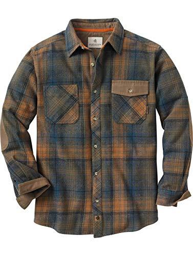 men s harbor heavyweight woven shirt x