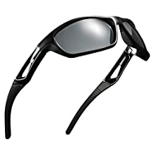 OMore Polarized Sunglasses,UV400 Protection Polarized Sunglasses for Men or Women