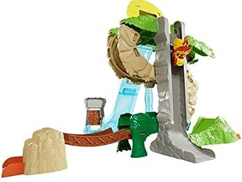Fisher-price Nickelodeon Blaze & The Monster Machines, Animal Island Playset 8