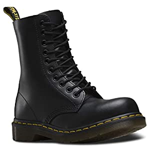 Dr. Martens, 1919 Unisex Steel Toe Leather Boot