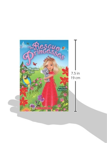 Rescue Princesses #11: the Rainbow Opal by Scholastic Paperbacks (Image #2)