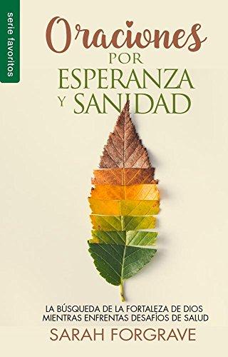 Oraciones Por Esperanza y Sanidad (Spanish Edition) thumbnail