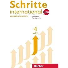 Amazon susanne kalender books schritte international neu 4 lehrerhandbuch fandeluxe Gallery