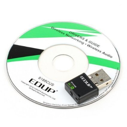 300mbps edup ep-n1528 2in1 mini wireless 802. 11n usb wifi adapter.