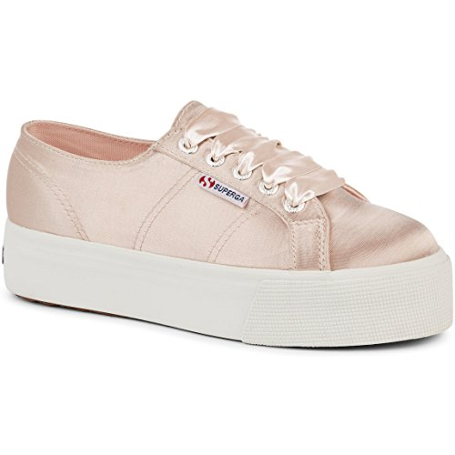 Satin 2790 Shoes Rose Womens Superga qwv0g85x