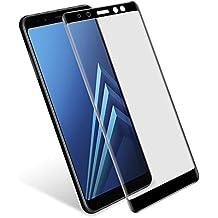 Pelicula De Vidro 3D Samsung Galaxy A8+ Plus 2018 A730 Tela Toda