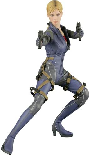 Resident Evil 5 Hot Toys Video Game Masterpiece 1 6 Scale Collectible Figure Jill Valentine Battle Suit